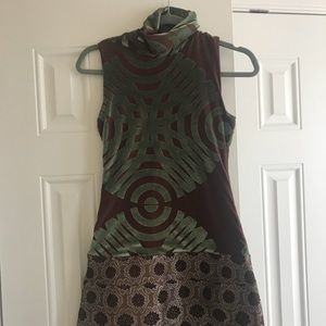 One of a kind custo Barcelona dress